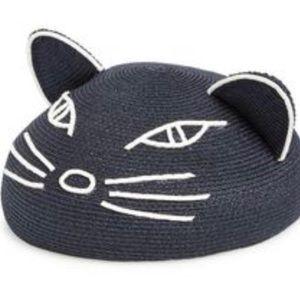 NWT - EUGENIA KIM - CATERINA CAT HAT - NAVY
